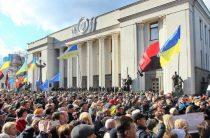 Киев напугал призрак переворота