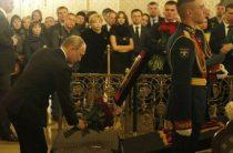 На прощании со Станиславом Говорухиным из-за приезда Путина ввели режимность