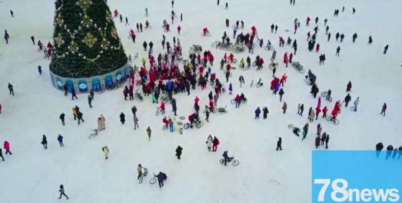 Банда дедов морозов из Петербурга