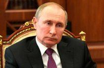 Украина испугалась объявления Путина о подготовке войск