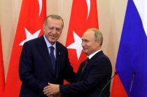 Путин и Эрдоган обсудили поставки С-400