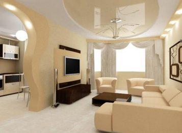 Воплощение красоты, уюта и комфорта с дизайнерским ремонтом