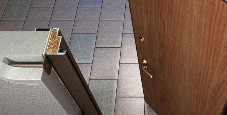 Уплотнители для металлических дверей — необходимость для квартиры