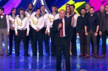 Путина показали в КВН 37 раз за игру