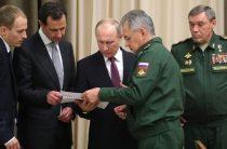 Путин: распад Сирии предотвращен