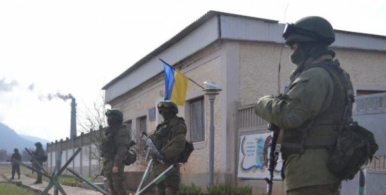 Крым напомнил Порошенко о «вежливых людях»