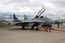 Испытания «совершенной боевой машины» МиГ-35 прошли успешно
