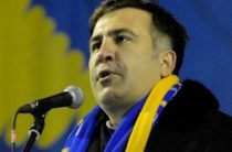 Саакашвили попросил на Украине политического убежища