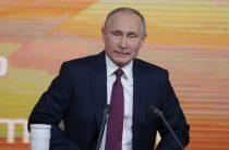 Путин пожаловался на непуганых «оборотней» в силовых структурах