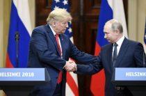 Сенаторы требуют от Трампа выдать информацию о встрече с Путиным