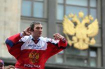 Живущий в США Овечкин объявил о создании движения Putin Team