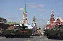 Минобороны подготовило новинки вооружений для показа на параде Победы