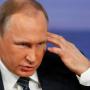 Реакция Путина на санкции Америки