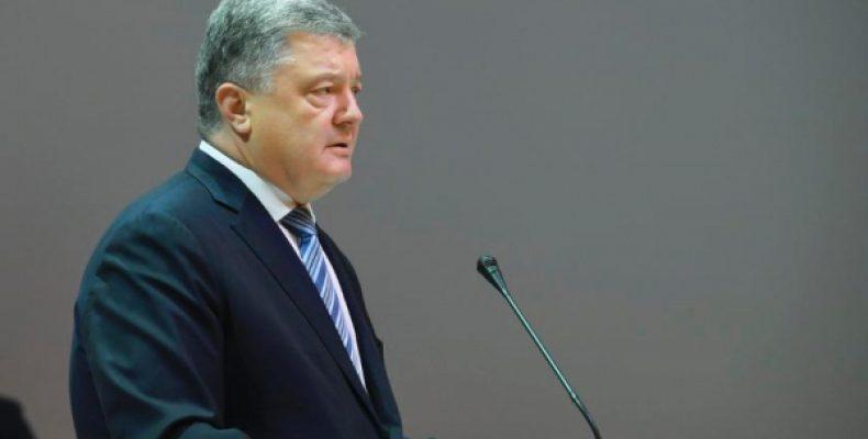 Порошенко обрадовался новым санкциям против России