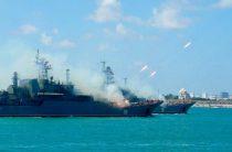На Украине похоронили российский флот