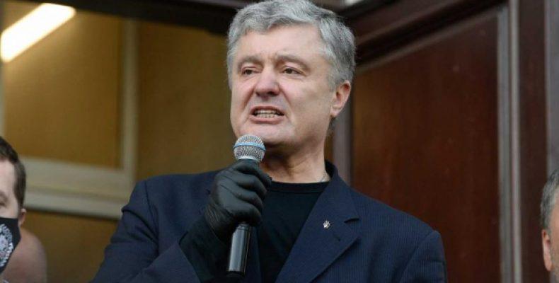 «Это пощечина»: Порошенко высказался по поводу Навального
