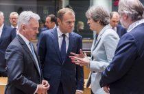 Мэй призвала Европу противостоять «российской угрозе»