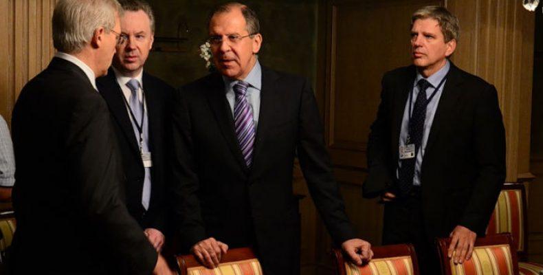 Лавров посетил Сочи с деловым визитом