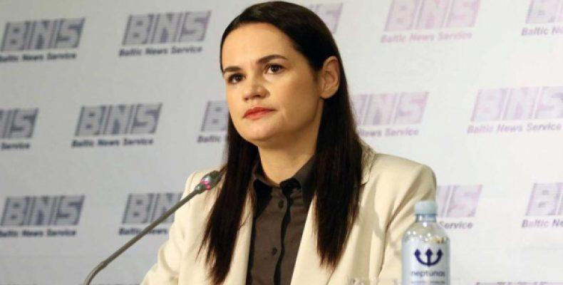 Тихановская испугалась российских силовиков