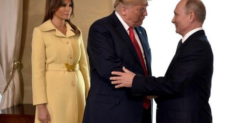 Роковая оговорка Трампа: после встречи с Путиным американец пошел на попятную