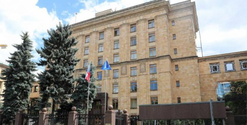 Прага отправит в Москву агентов для защиты чешских дипломатов