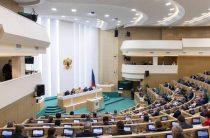 В Совфеде узнали как заграница российской оппозиции помогала