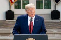 Москва обвинила Трампа в фальсификации истории