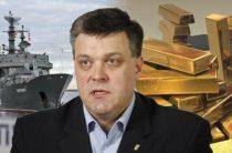На Украине предложили забрать у России флот и алмазный фонд