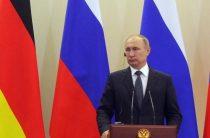 Германия одобрила предложение Путина о миротворцах в Донбассе: Украина против