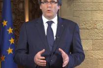 В Бельгии арестован экс-глава Каталонии Пучдемон