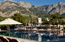 Турецкий курорт Club Med Palmiye
