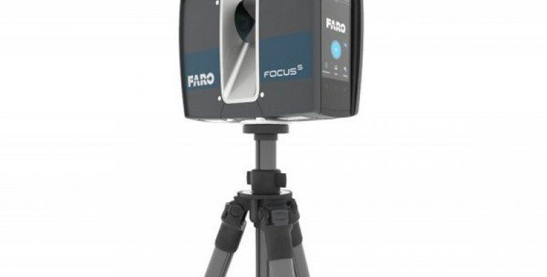 Области применения и особенности 3d сканеров Faro