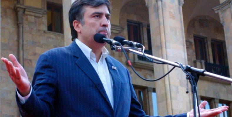 Саакашвили предрек Украине великое будущее