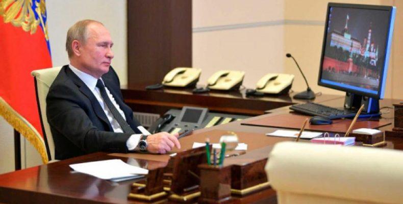 Путин усыпит Зеленского в Париже миротворческой риторикой
