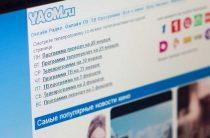 Как пользоваться программой передач через интернет на сайте Yaom.ru