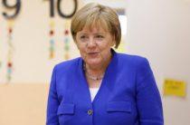 Сексуальные медведи подставили Меркель