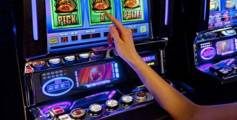 Игровые аппараты как разновидность онлайн отдыха