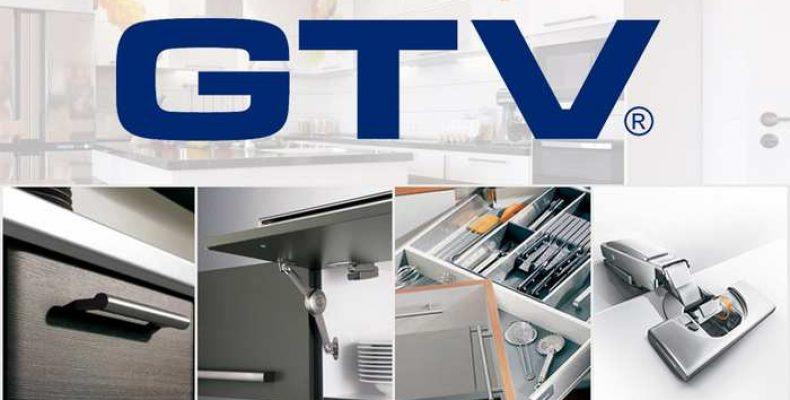 Обзор мебельной фурнитуры GTV от компании Peral