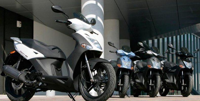 Японские б/у скутеры — оправданный выбор