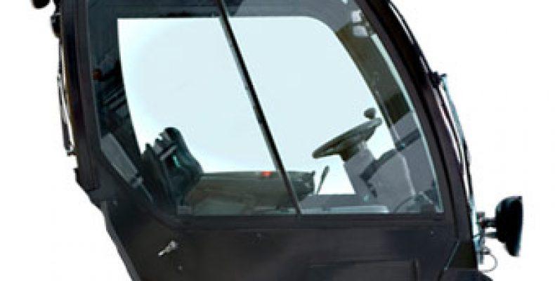 Преимущества и недостатки тентованной кабины для вилочного погрузчика