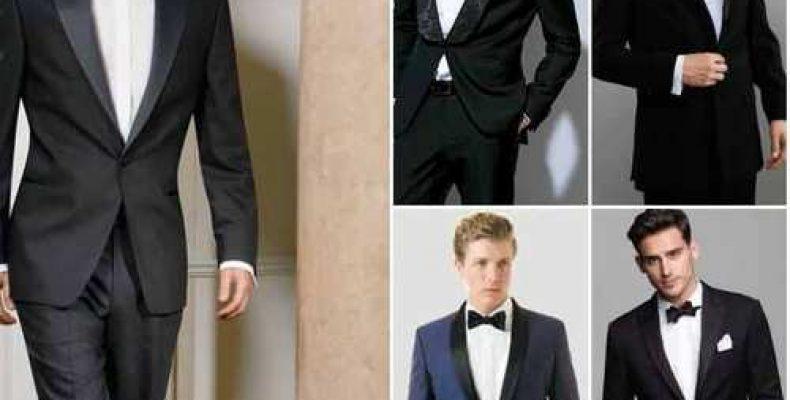Как выбрать мужской парадный костюм