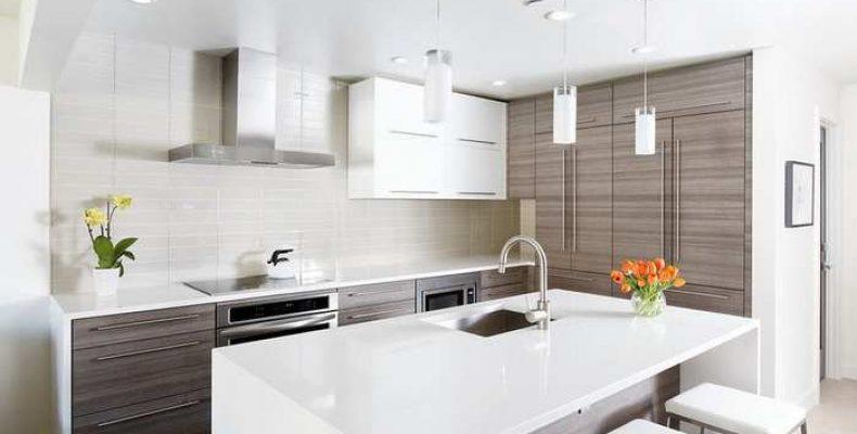 Кухня в доме должна быть тёплой и особенной …
