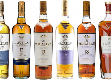 Популярные виски. Виски Macallan