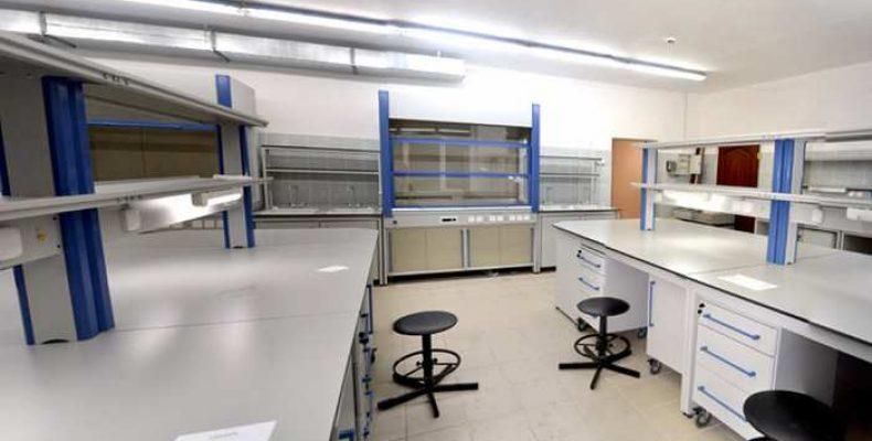 Мебель для лаборатории от компании SOVLAB
