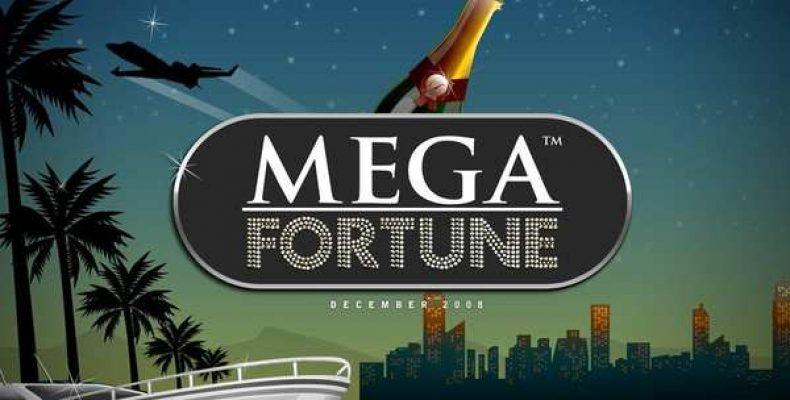 Игровой автомат «Mega Fortune» – окунись в мир роскоши!
