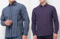 Популярные мужские сорочки сезона 2018 – 2019