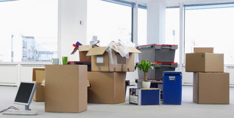 Офисный переезд: практические советы