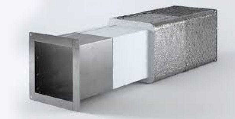Материалы для огнезащиты воздуховода