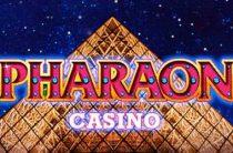 Новое казино Фараон. Новые и популярные игры для каждого