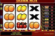 Игровой слот «Ultra Hot Deluxe» и его особенности